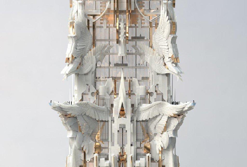 Khalesi Skyscraper