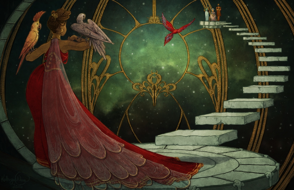 Kaleidotrope illustration